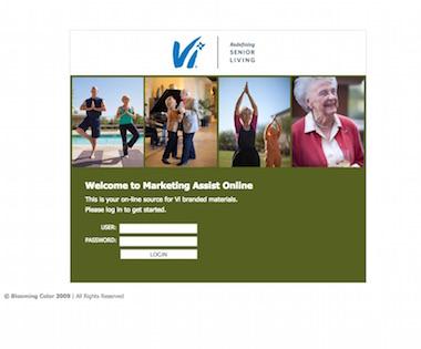 Web-To-Print Case Study: Vi